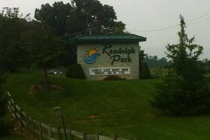 Randolph Park (recreation & pool)