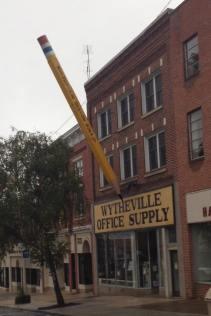 Downtown Wytheville, VA
