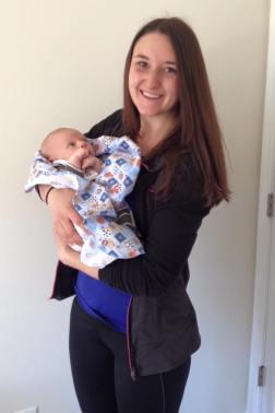 Baby Bennett, My Best Friend's New Baby