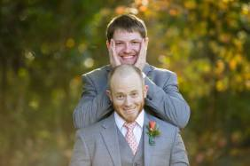 Groom and Groomsman!