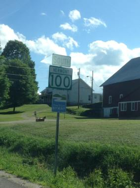 Rt 100 Scenic Byway