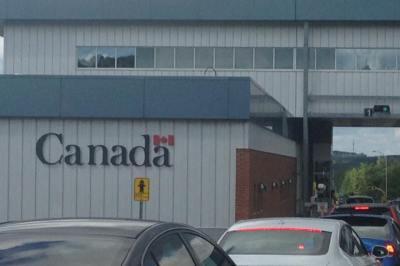 US/Canadian Border