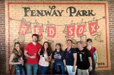 Boston Red Sox Game