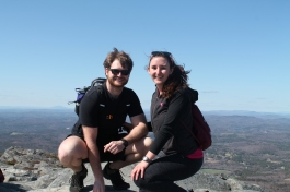 Top of Mt. Monadnock