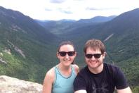 Amazing views at the top of Mt. Willard