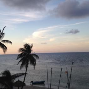 Beach at Holiday Inn Montego Bay