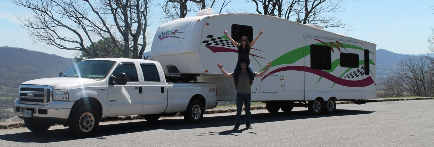 Fifth Wheel Physical Therapist: We're Selling Our Camper and Truck!