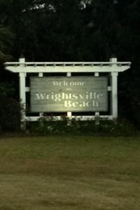 Wrightsville for mom's birthday!
