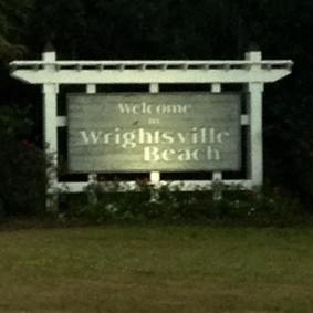 Wrightsville for mom's birthday!