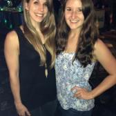 Ellen & me!