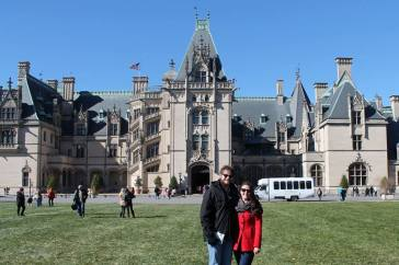 The Biltmore Mansion - Asheville, NC