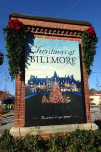 Christmas at the Biltmore in October