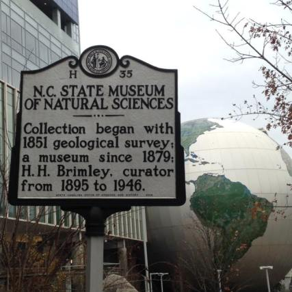 Natural Science Museum in Raleigh