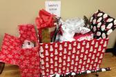 Secret Santa at work