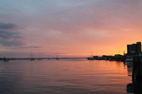 Amazing Sunsets in Morehead City, NC