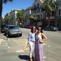 Megan & Downtown Charleston
