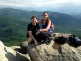 Top of Old Rag Mountain