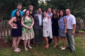 Wedding crew!