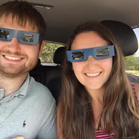 Eclipse glasses!