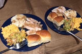 Thanksgiving 2017 - Camper Style