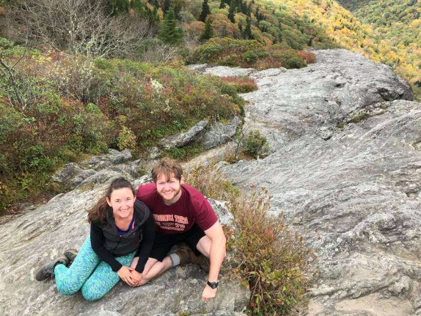 Travel PT: Western North Carolina: Healing a Broken Arm, A Total Eclipse, and Tons of Outdoor Adventures! (August-December 2017)