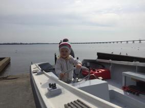 Baby Captain!