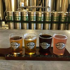 Checking out Greenville breweries