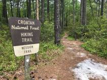 Neusiok Trail, Croatan National Forest