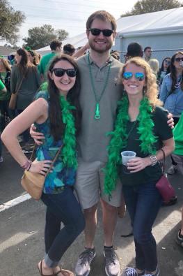 Emerald Isle St Pattys Festival