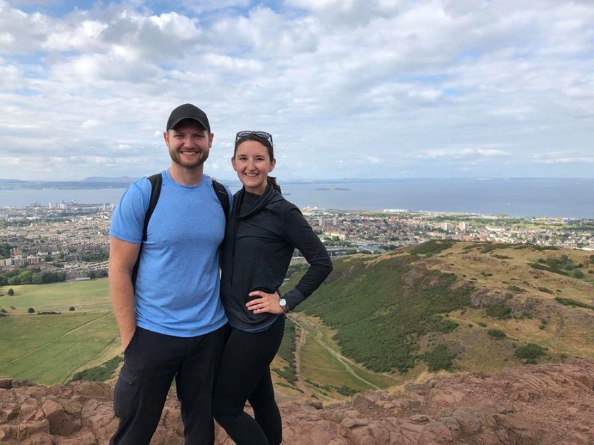 Around The World Trip:Scotland!