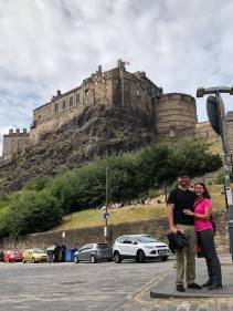 Amazing Edinburgh Castle