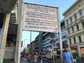Checkpoint Charlie American Sector