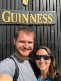 Guinness Storehouse Door