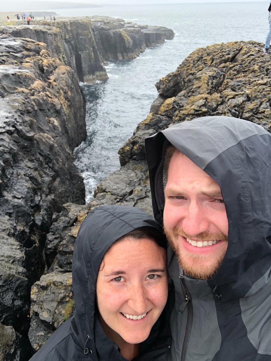 Around-The-World Trip Update and Expenses:Ireland