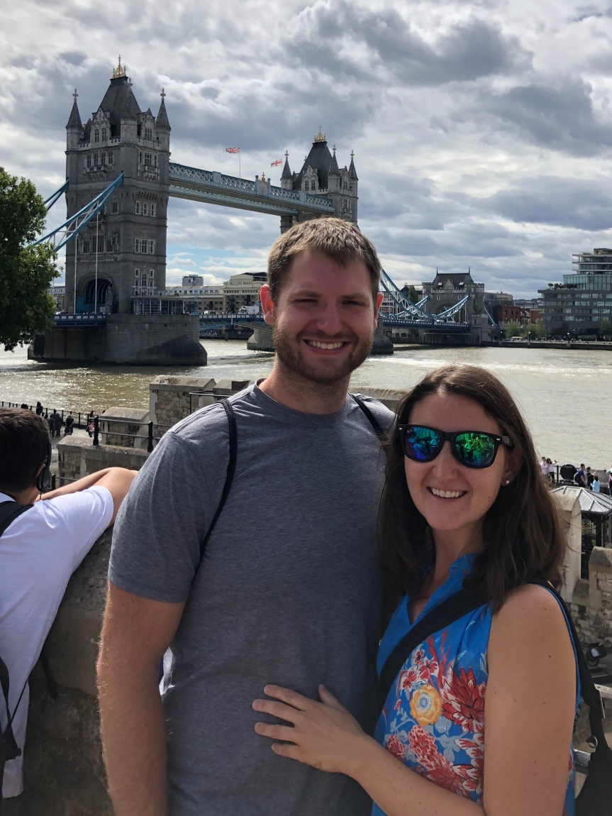 Around-The-World Trip Update and Expenses: London