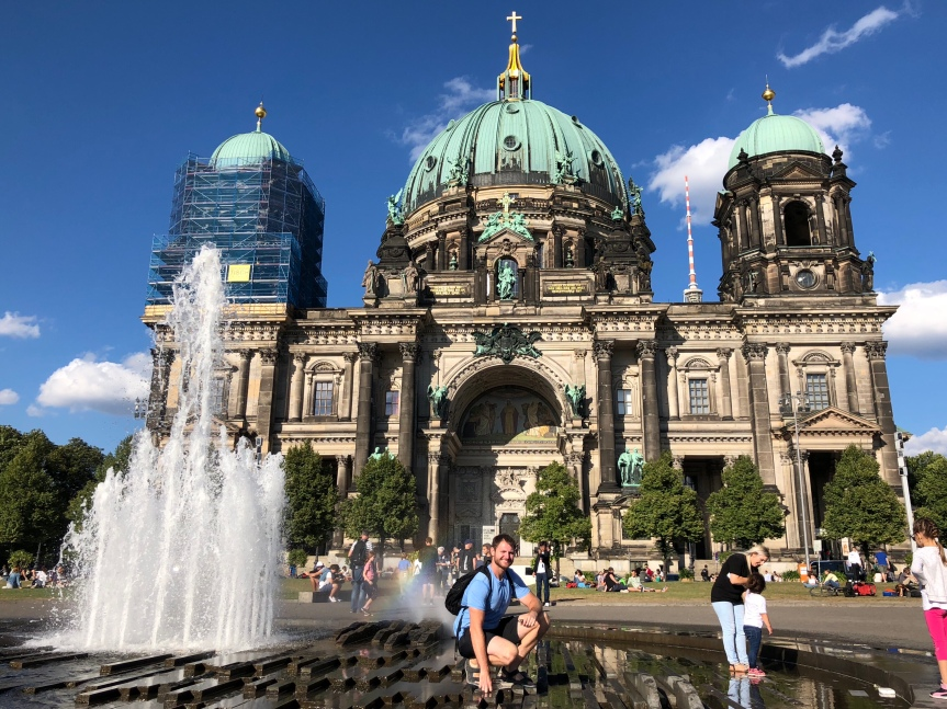 Around-The-World Trip Update and Expenses: Berlin