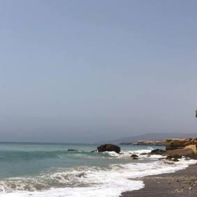 Morocco beach