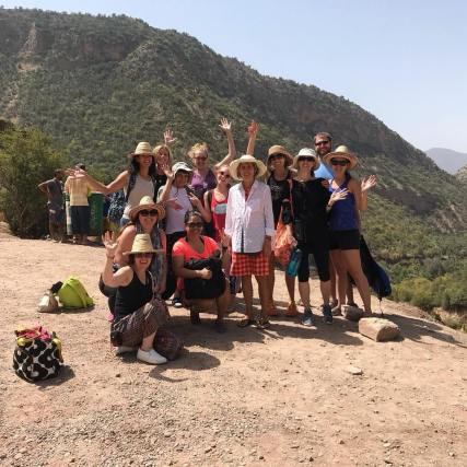 Group at Paradise Valley