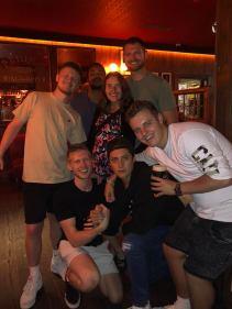 Pub Crawl friends!