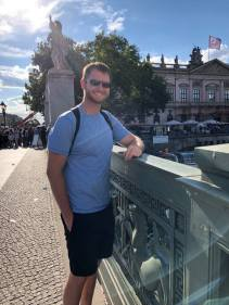 Walking around Berlin
