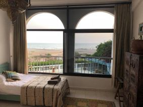 Lovely room at the Villa Mandala