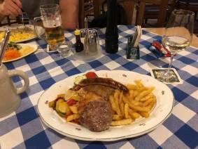 Huge meal!