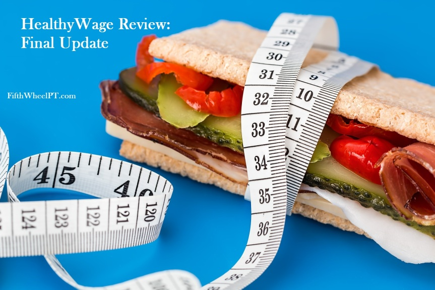 HealthyWage Review: Payout and Conclusion