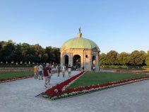 Gardens at Munich Residenz