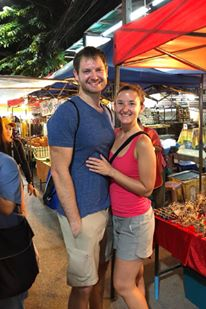 Another night market!