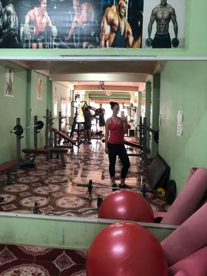 """Mr. Big Muscle"" Gym #1"