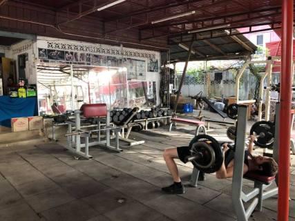 Gym #2 semi-outdoor