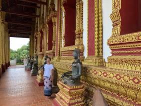 Ornate temple!