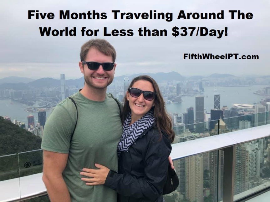 Five Months Traveling Around The World for Less than $37/Day!