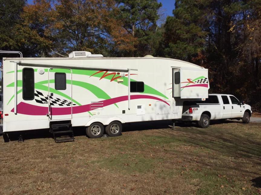 Camper+Truck